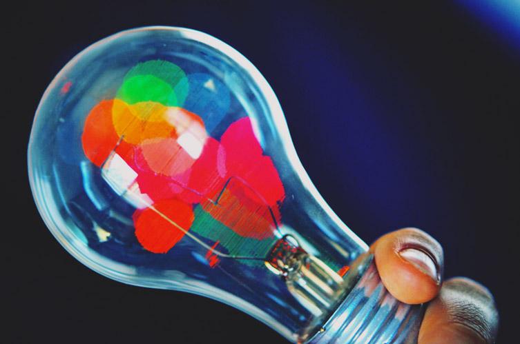 Ideas Lightbulb Kevin Roberts