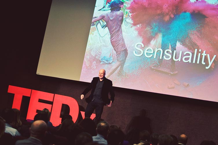 Kevin Roberts TEDx