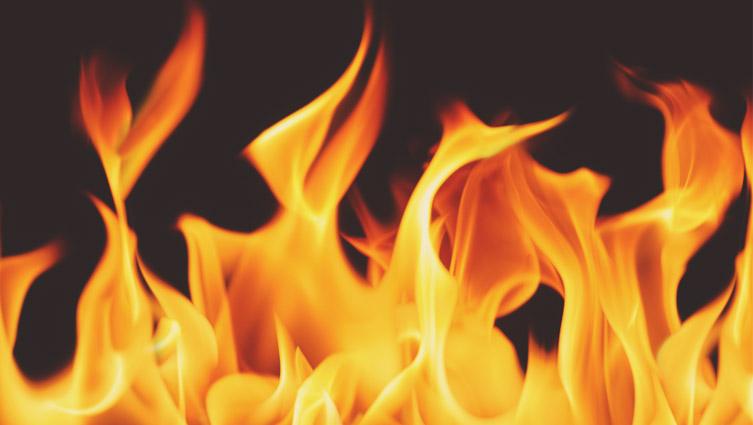 Fire Blaze Glory Kevin Roberts