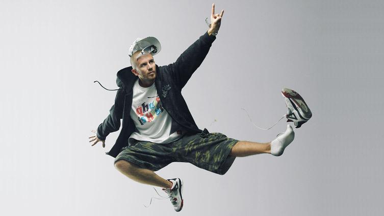 Jumping Jack Kevin Roberts